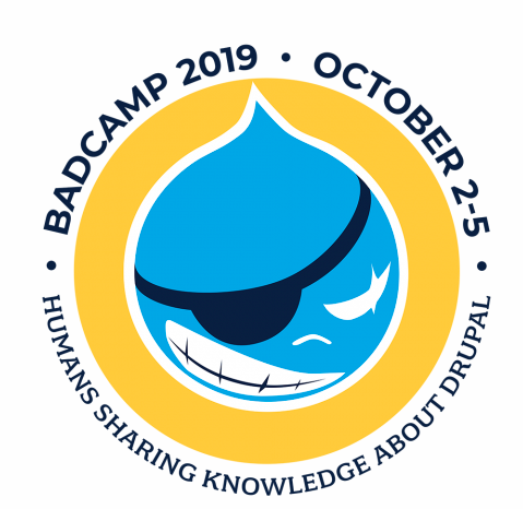 BADCamp is October 2-5, 2019